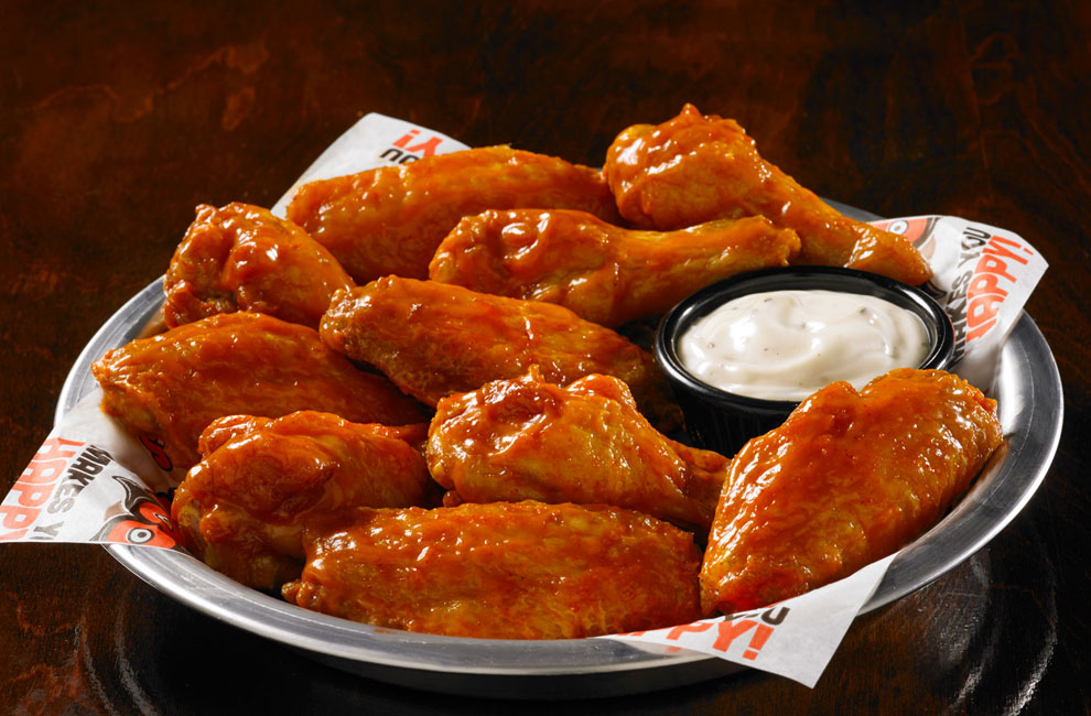 NAKED WINGS